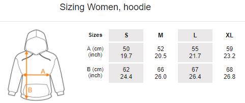 Women, hoodie